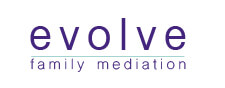 Evolve Family Mediation printing