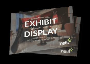 Selling Online - Exhibit & Display