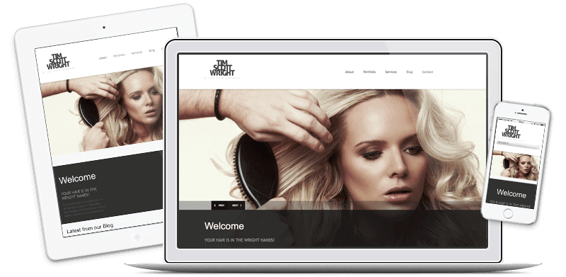 Nettl :one responsive websites