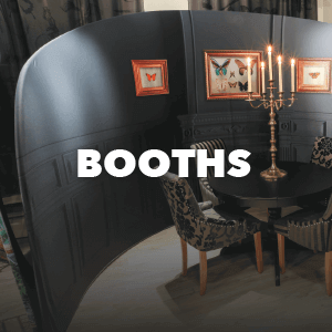 Spectacular Spaces - Booths