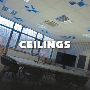 Spectacular Spaces - Ceilings