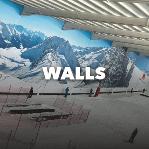 Spectacular Spaces - Walls