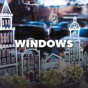 Spectacular Spaces - Windows