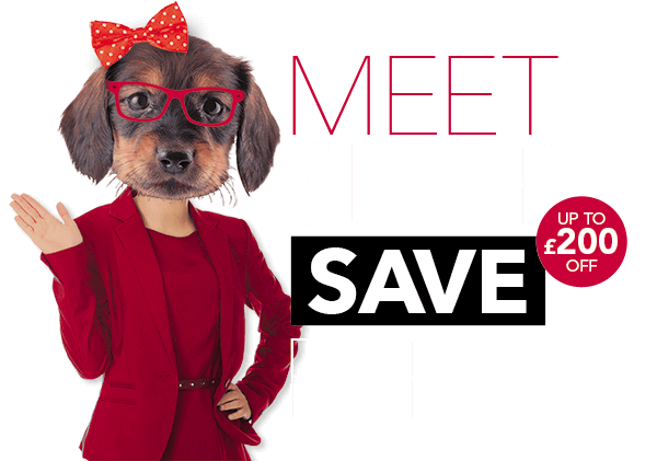 Meet. Sleep. Save. Repeat. - January Sale 2018