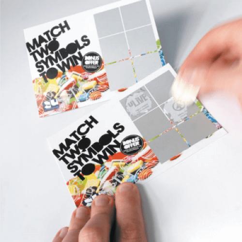 Scratch Cards - Meet. Sleep. Save. Repeat.