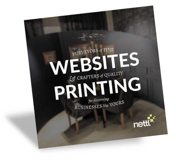 Websites Brochure - Be Clear