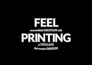 feel printing banner ad