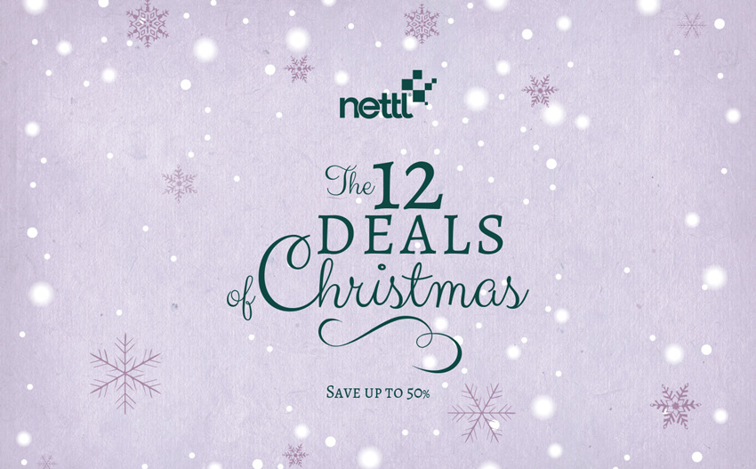 The 12 Deals of Christmas